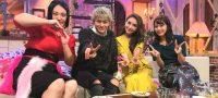 鈴木絢子 出演 テレビ静岡 GirlsParty